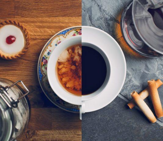 tea vs coffee - Çay mı kahve mi - çay vs kahve