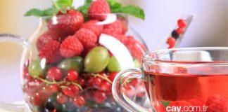 Meyve çayları