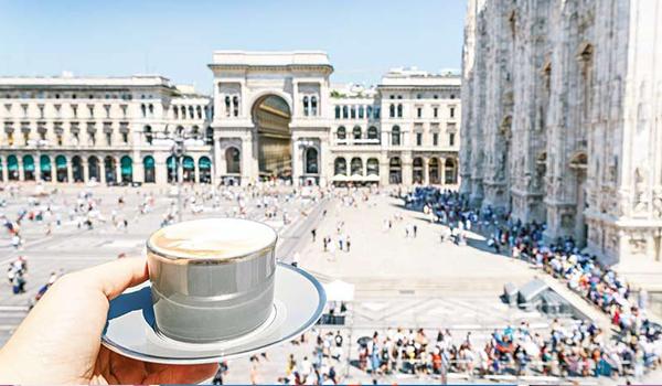 Dünya Kahve Günü - Milano